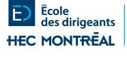 École des dirigeants - HEC Montréal